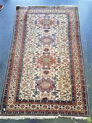 Sale 8589 - Lot 1089 - Persian Tribal Rug (225 x 139cm)
