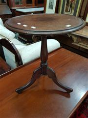 Sale 8831 - Lot 1073 - Georgian Mahogany Wine Table