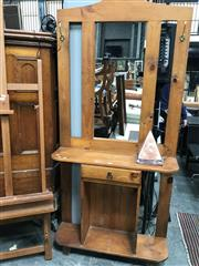 Sale 8834 - Lot 1066 - Pine Hall Stand