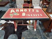 Sale 8908 - Lot 1078 - Reproduction Arnotts Table