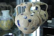 Sale 8324 - Lot 40 - Archaic Style Large Double Handled Ewer
