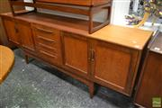 Sale 8476 - Lot 1027 - G-Plan Fresco Sideboard