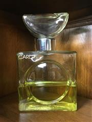 Sale 8730B - Lot 87 - Pierre Cardin Shop Display Perfume Bottle with Imitation Perfume H: 31cm