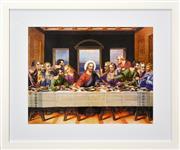 Sale 8330A - Lot 127 - Leonardo Da Vinci (1452 - 1519) - The Last Supper 44 x 57cm