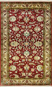 Sale 8338C - Lot 57 - Kashmiri Silk 156cm x 100cm