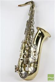 Sale 8516 - Lot 51 - Jupiter Tenor Saxaphone
