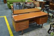 Sale 8528 - Lot 1032 - G-Plan Teak Dressing Table