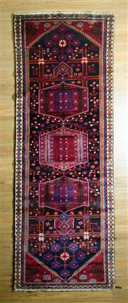 Sale 8693C - Lot 49 - Persian Hamadan 285cm x 100cm