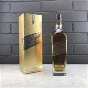 Sale 8996W - Lot 780 - 1x Johnnie Walker Gold Label - The Centenary Blend 18YO Blended Scotch Whisky - old bottling, 40% ABV, 750ml in box