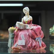 Sale 8306 - Lot 2 - Royal Doulton Figure Penelope
