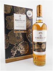 Sale 8498 - Lot 1720A - 1x Macallan Gold Sherry Oak Single Malt Scotch Whisky - limited edition with tumblers in gift box