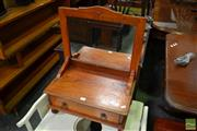 Sale 8489 - Lot 1041 - Timber Dresser Mirror