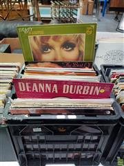 Sale 8587 - Lot 2036 - Box of Records