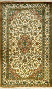Sale 8338C - Lot 58 - Kashmiri Silk 160cm x 95cm