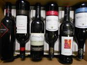 Sale 8519W - Lot 72 - 6x Assorted Red Wines incl. Jamiesons Run, Tyrrells & Rosemount Estate