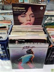 Sale 8587 - Lot 2035 - Box of Records