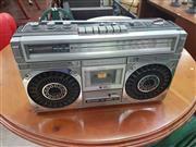 Sale 8661 - Lot 1017 - Vintage Sharpe Ghetto Blaster