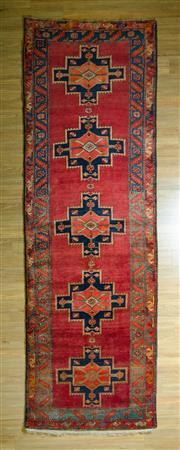 Sale 8693C - Lot 50 - Persian Hamadan 385cm x 125cm