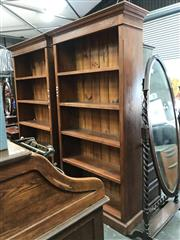 Sale 8868 - Lot 1547 - Pine Open Bookcase