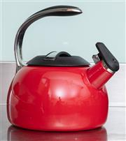 Sale 8891H - Lot 58 - A Cuisinart kettle in bright red