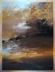 Sale 8938 - Lot 518 - David Voigt (1944 - ) - High Country Gold 151 x 115 cm