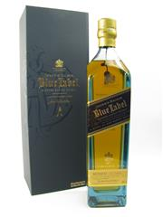 Sale 8290 - Lot 492 - 1x Johnnie Walker Blue Label Blended Scotch Whisky - 700ml in box