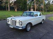 Sale 8375V - Lot 6 - 1965 Mercedes 220SE Fintail Sedan                                                 Reg No: W111...