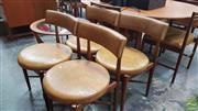 Sale 8409 - Lot 1061 - Set of Four G-Plan Teak Dining Chairs