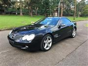 Sale 8375V - Lot 7 - 2005 Mercedes SL350 Convertible                                                  Reg No: Unregistered...