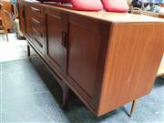 Sale 8476 - Lot 1056 - G-Plan Teak Fresco Sideboard