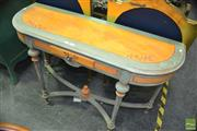 Sale 8386 - Lot 1039 - Painted hall Table