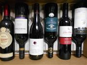 Sale 8519W - Lot 73 - 6x Assorted Red Wines incl. Vasse Felix, Masi & Taylors