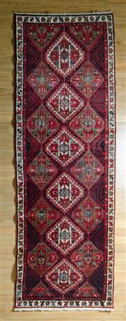 Sale 8693C - Lot 51 - Persian Hamadan 293cm x 144cm