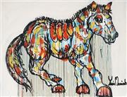 Sale 8826A - Lot 5053 - Yosi Messiah (1964 - ) - Magical Horse 75 x 100cm