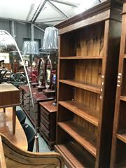 Sale 8868 - Lot 1548 - Pine Open Bookcase