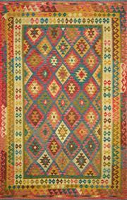 Sale 8338C - Lot 60 - Persian Kilim 305cm x 200cm