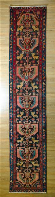 Sale 8693C - Lot 52 - Persian Hamadan 500cm x 100cm
