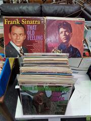 Sale 8587 - Lot 2032 - Box of Records