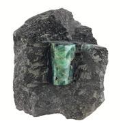 Sale 8758 - Lot 7 - Emerald in Matrix