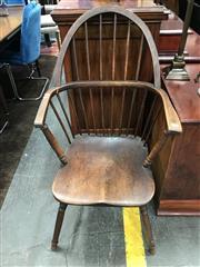 Sale 8868 - Lot 1538 - Oak Windsor Chair