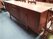Sale 8435 - Lot 1042 - G-Plan Teak Fresco Sideboard