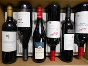 Sale 8519W - Lot 76 - 6x Assorted Red Wines incl. Penfolds, Taylors & Gemtree
