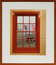 Sale 8932 - Lot 2097 - Matt Kelso (1952 - ) Picture Window #1 C-type photograph, ed. 2/12, 60x50cm, signed -
