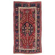 Sale 8971C - Lot 33 - Antique Caucasian Khojali Rug, Circa 1920, 130x235cm, Handspun Wool