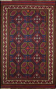 Sale 8335C - Lot 31 - Persian Berjeste 180cm x 115cm