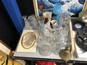 Sale 8819 - Lot 2540 - Collection of Sundries incl Shells, Crystalware etc