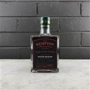 Sale 9017W - Lot 15 - Old Kempton Distillery Winter Release French Oak Single Malt Tasmanian Whisky - cask no. FO-001, botted 08/05/2019, 46% ABV, 500ml