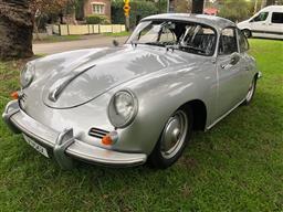 Sale 9191H - Lot 1 - 1959 Porsche 356-B Type 1600