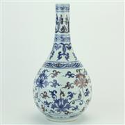 Sale 8387 - Lot 29 - Doucai Shuanghuan Vase