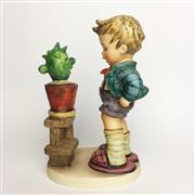Sale 8456B - Lot 68 - Hummel Figure of a Boy with Cactus